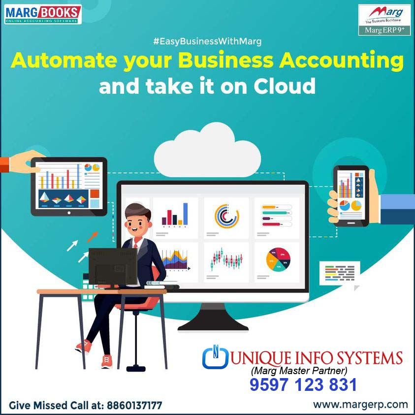 Cloud Accounting with MargBooks